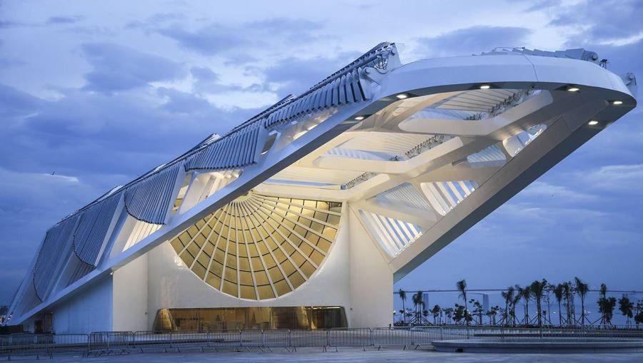 موزه فردا ریو دو ژانیرو