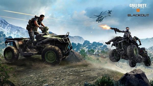 جدول فروش هفتگی بریتانیا: تداوم صدرنشینی Call of Duty: Black Ops IIII