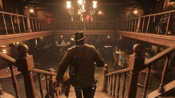 تقشه کامل بازی Red Dead Redemption 2 لو رفت