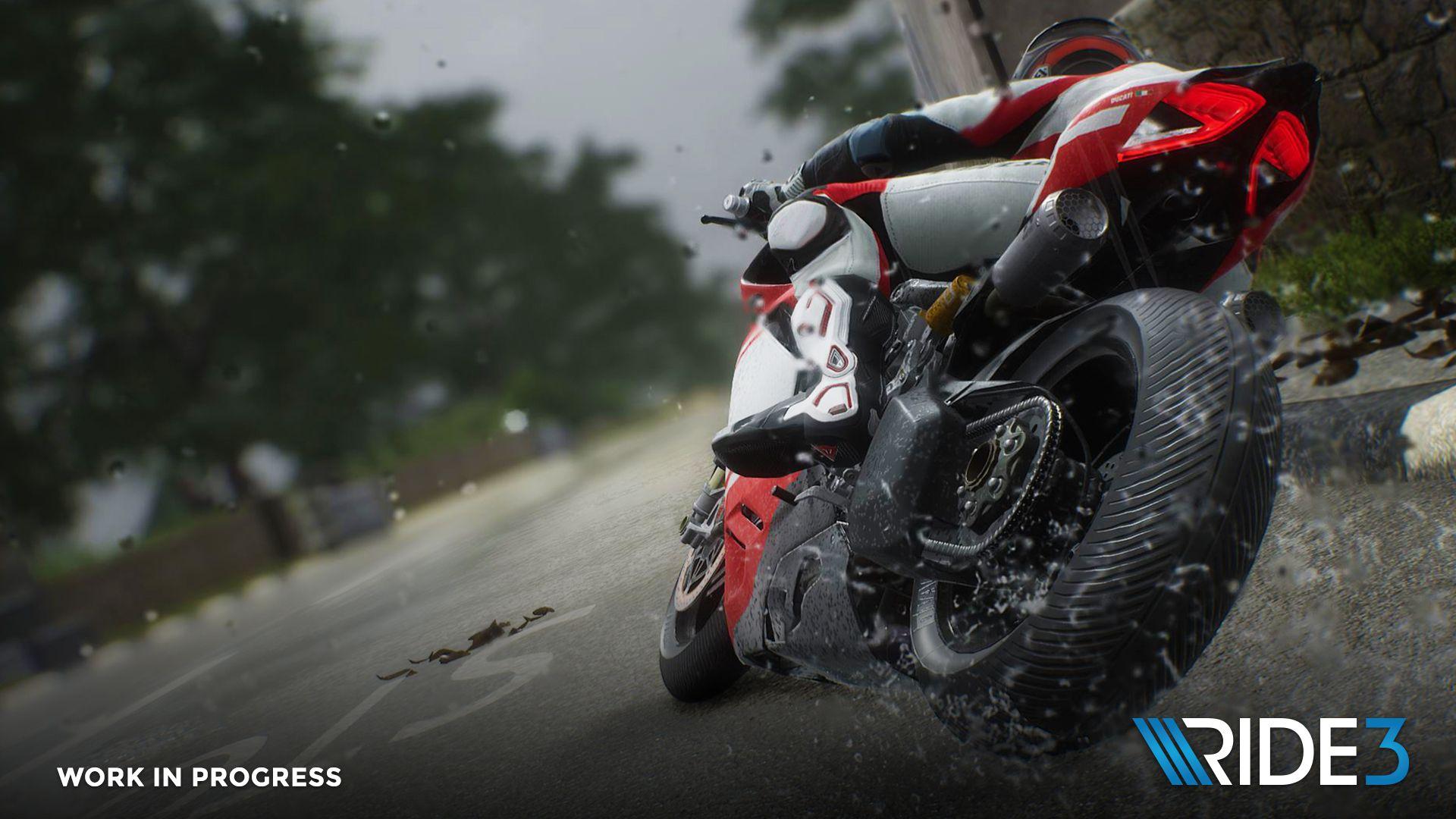 تماشا کنید: تریلر جدید Ride 3 بر روی شخصی سازی و نسخههای مخصوص بازی تمرکز میکند