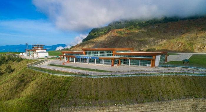 فرودگاه پاکیونگ