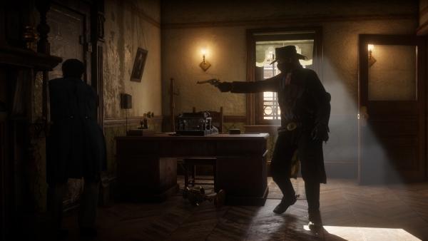 Red Dead Redemption 2 توسط یک خرده فروشی برای PC لیست شد