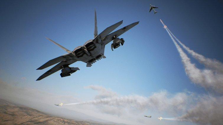 تماشا کنید: تریلر جدید Ace Combat 7: Skies Unknown با محوریت شخصی سازی جتهای جنگی