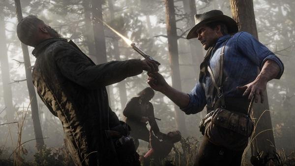 حدول فروش هفتگی بریتانیا: عملکرد فوق العاده Red Dead Redemption 2 هم چنان ادامه دارد