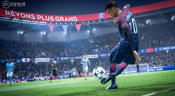جدول فروش هفتگی بریتانیا: صدرنشینی دوباره FIFA 19 و شروع ضعیف Battlefield V