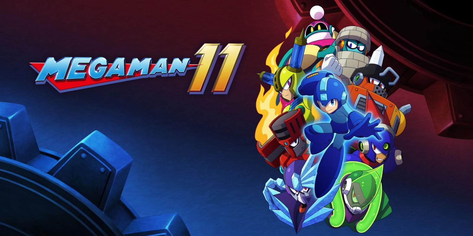 دانلود موسیقی متن بازی Mega Man 11