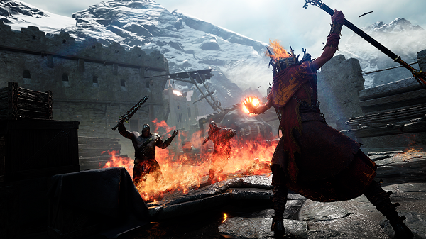 بازی Warhammer: Vermintide 2 در ماه دسامبر برروی PS4 عرضه خواهد شد