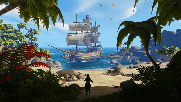 X018:دو بازی Sea of Thieves و State of Decay 2 محتویاتی جدید و رایگان دریافت خواهند کرد + تریلر