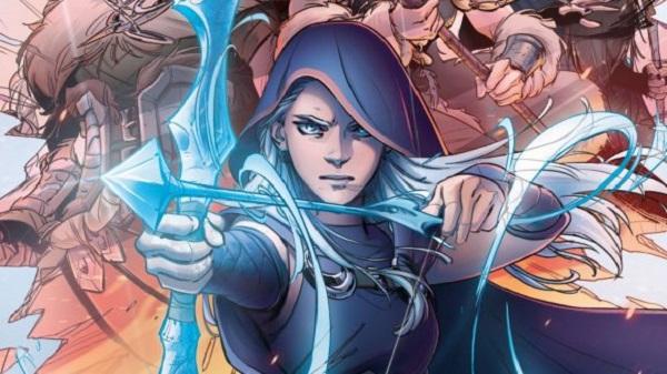 League of Legends comic series