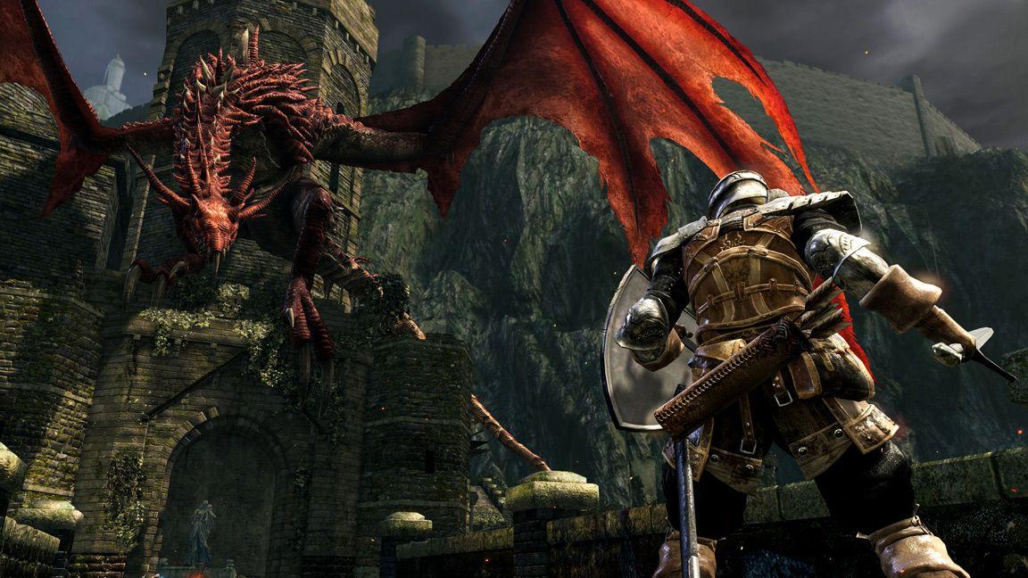 پورت Dark Souls Remastered بر روی Switch بیش از یک سال طول کشید