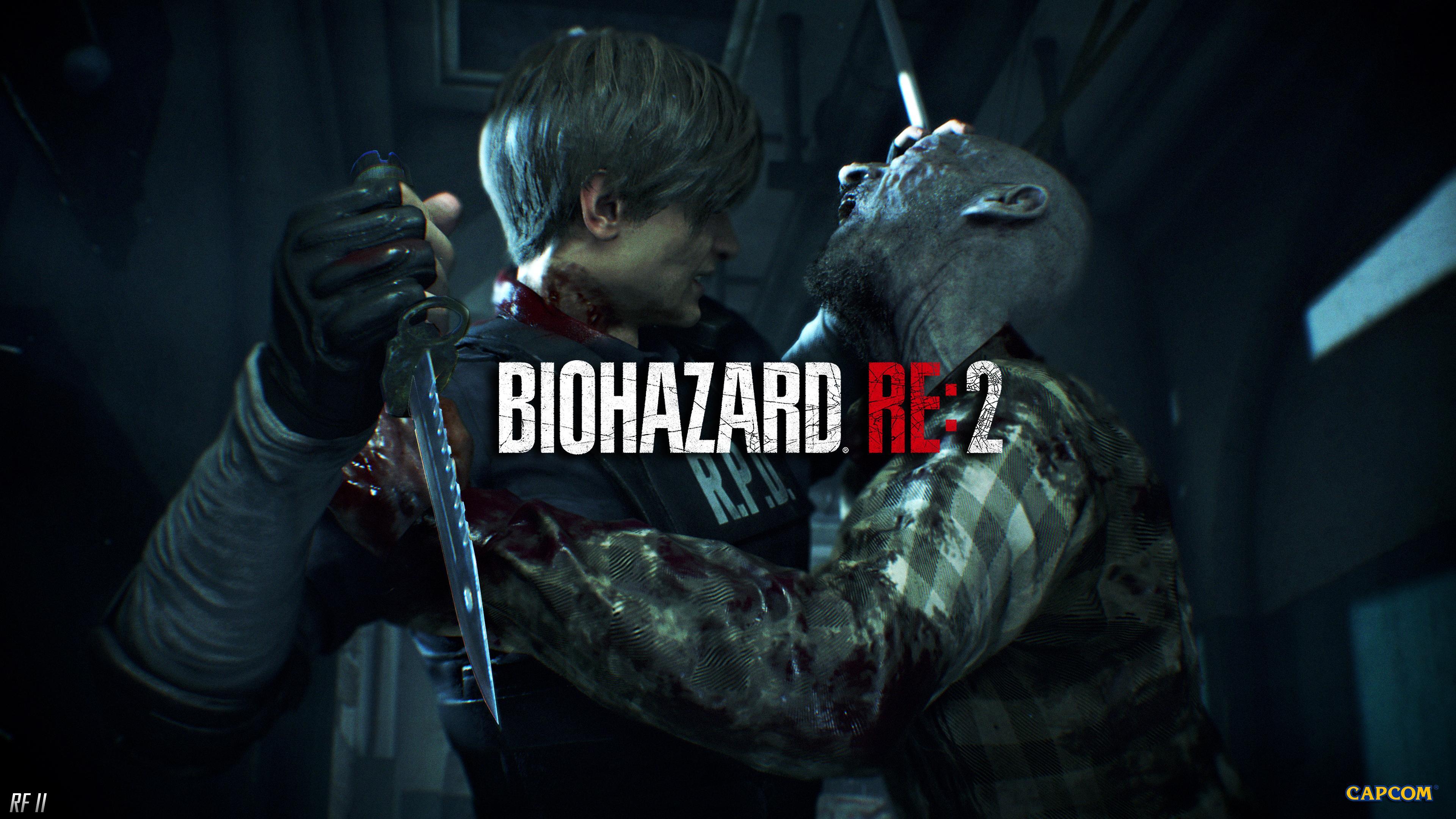 ممکن است دمویی از عنوان مورد انتظار Resident Evil 2 Remake عرضه شود