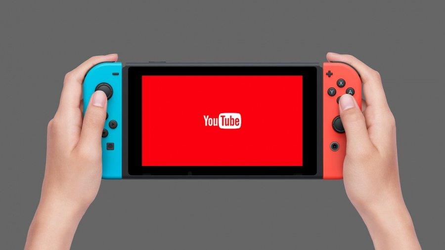 به نظر میرسد که تا هفته آینده کنسول Switch از YouTube پشتیبانی کند