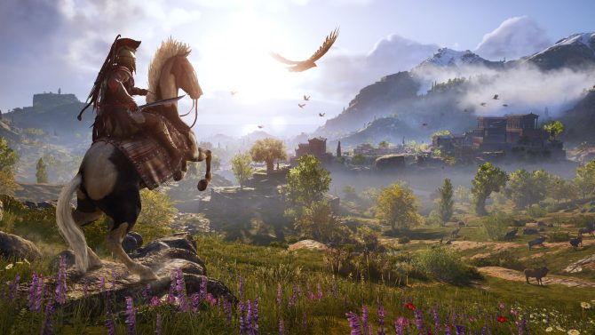 تماشا کنید: تریلری از تصاویر زیبای گرفته شده توسط بازیکنان Assassin's Creed Odyssey