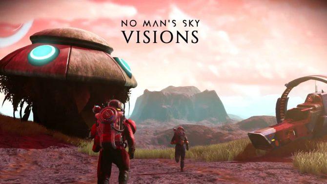 تماشا کنید: تریلر بروزرسان Visions عنوان No Man's Sky; جزییات بروزرسانی نیز مشخص شد