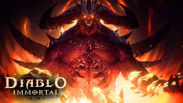 از عنوان Diablo Immortal برای موبایلهای هوشمند رونمایی شد
