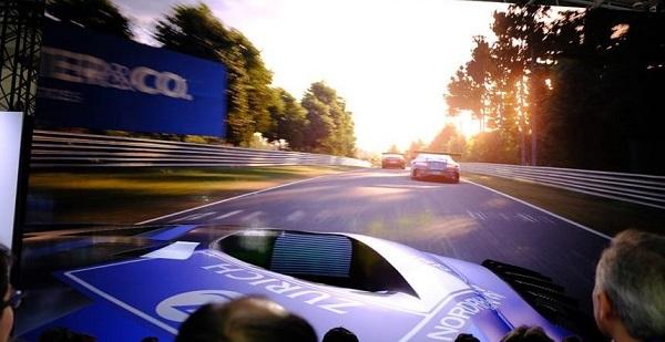 عنوان Gran Turismo Sport به صورت 8K و با فریم ریت 120 در ثانیه به نمایش درآمد