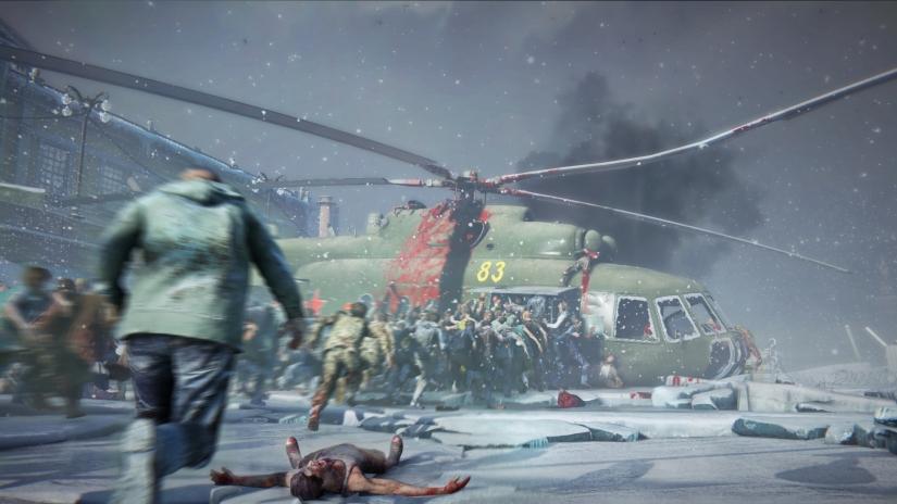 تماشا کنید: 18 دقیقه از گیمپلی عنوان World War Z