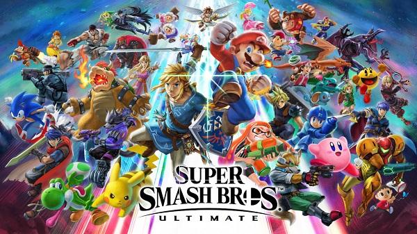 جدول فروش هفتگی بریتانیا: صدرنشینی مطلق و همراه با رکوردشکنیِ Super Smash Bros. Ultimate