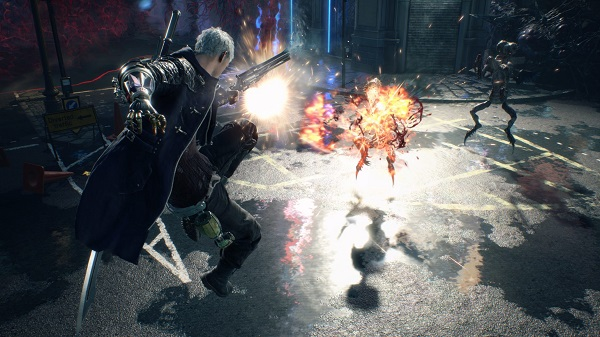 تماشا کنید: تریلر گیمپلی جدید بازی Devil May Cry V سه شخصیت Dante ،Nero و V را در حال مبارزه نشان میدهد