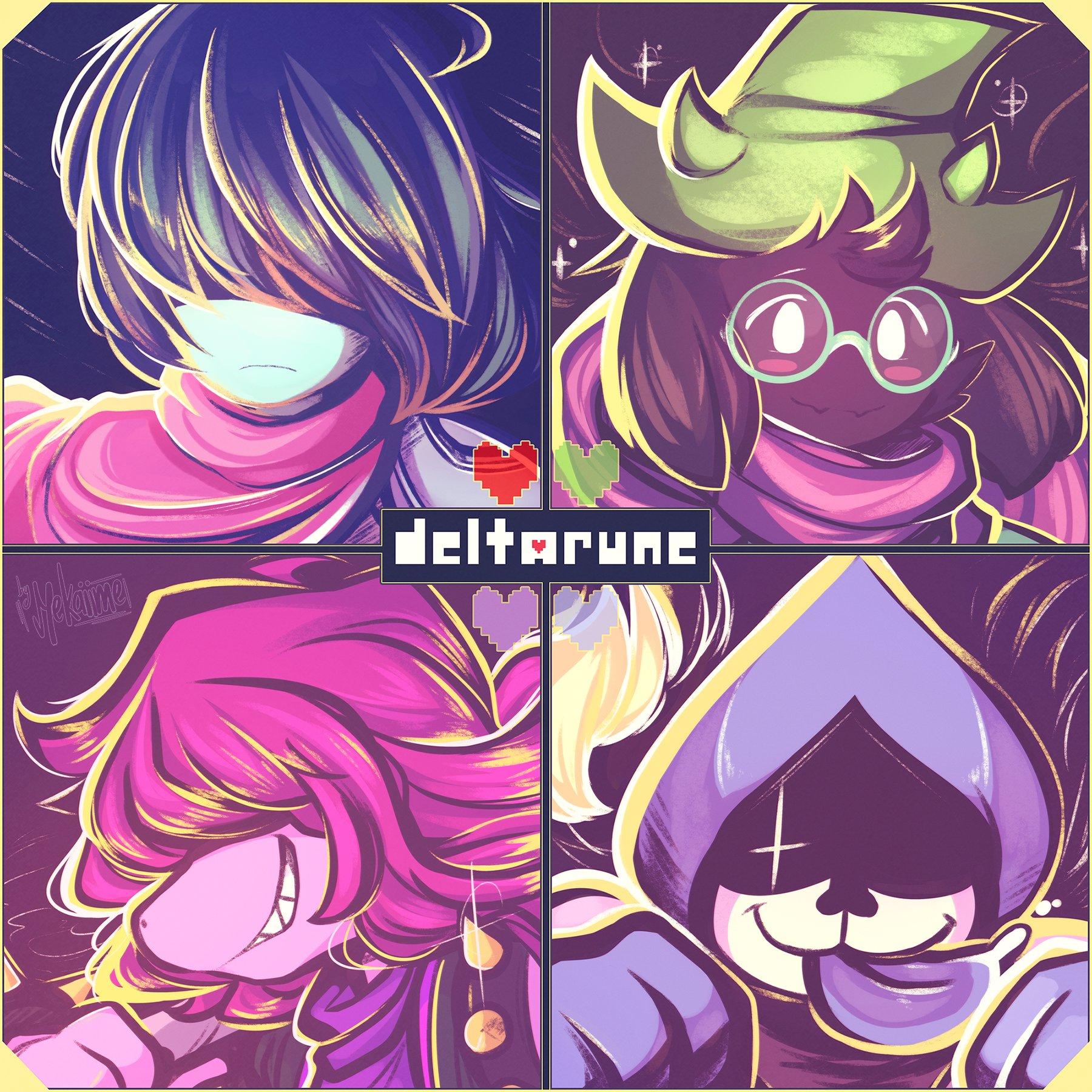 دانلود موسیقی متن بازی DELTARUNE: Chapter One