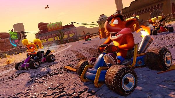بازی Crash Team Racing: Nitro Fueled نسبت به بازی اصلی دارای محتویاتی جدید خواهد بود + تصویری از باکسآرت بازی