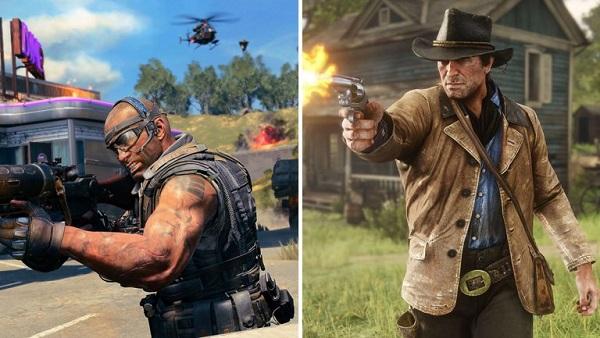 پرفروشترین بازیهای فروشگاه PlayStation در ماه نوامبر: برتری Red Dead Redemption بر Call of Duty: Black Ops IIII