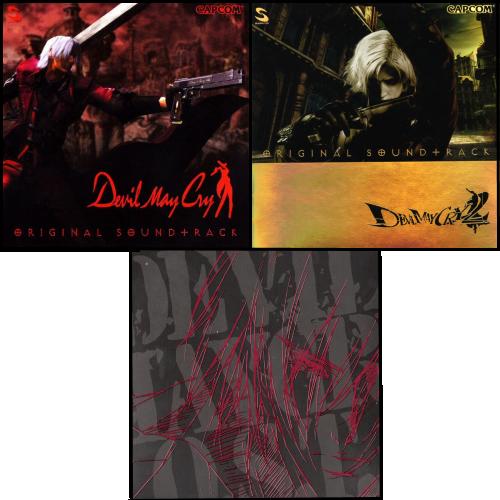 دانلود موسیقی متن بازی Devil May Cry 1 و 2