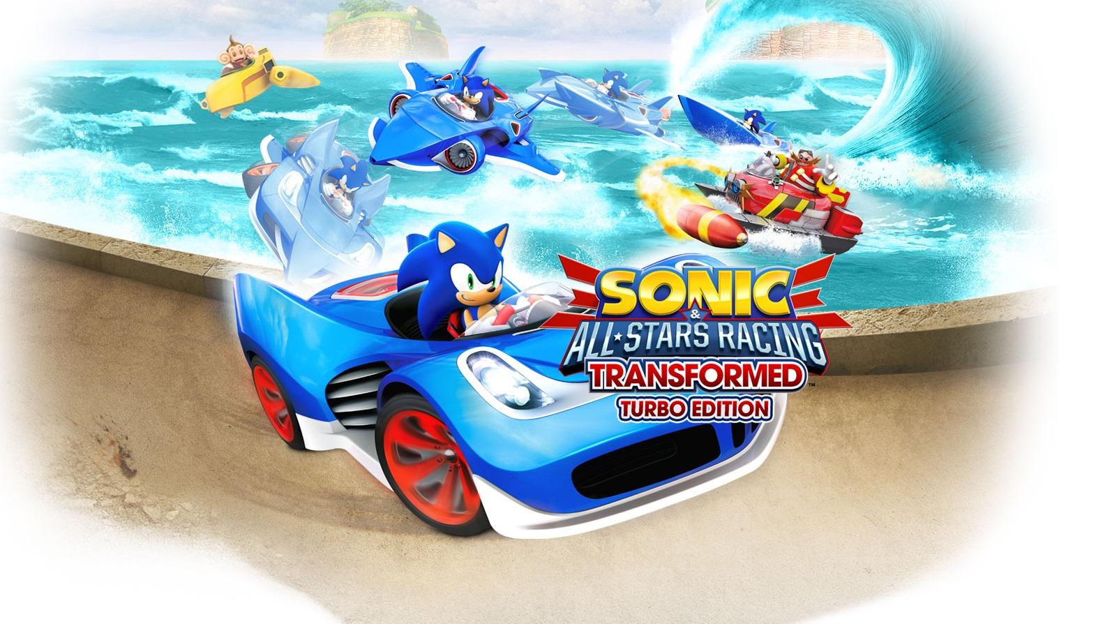 دانلود موسیقی متن بازی Sonic & All-Stars Racing Transformed