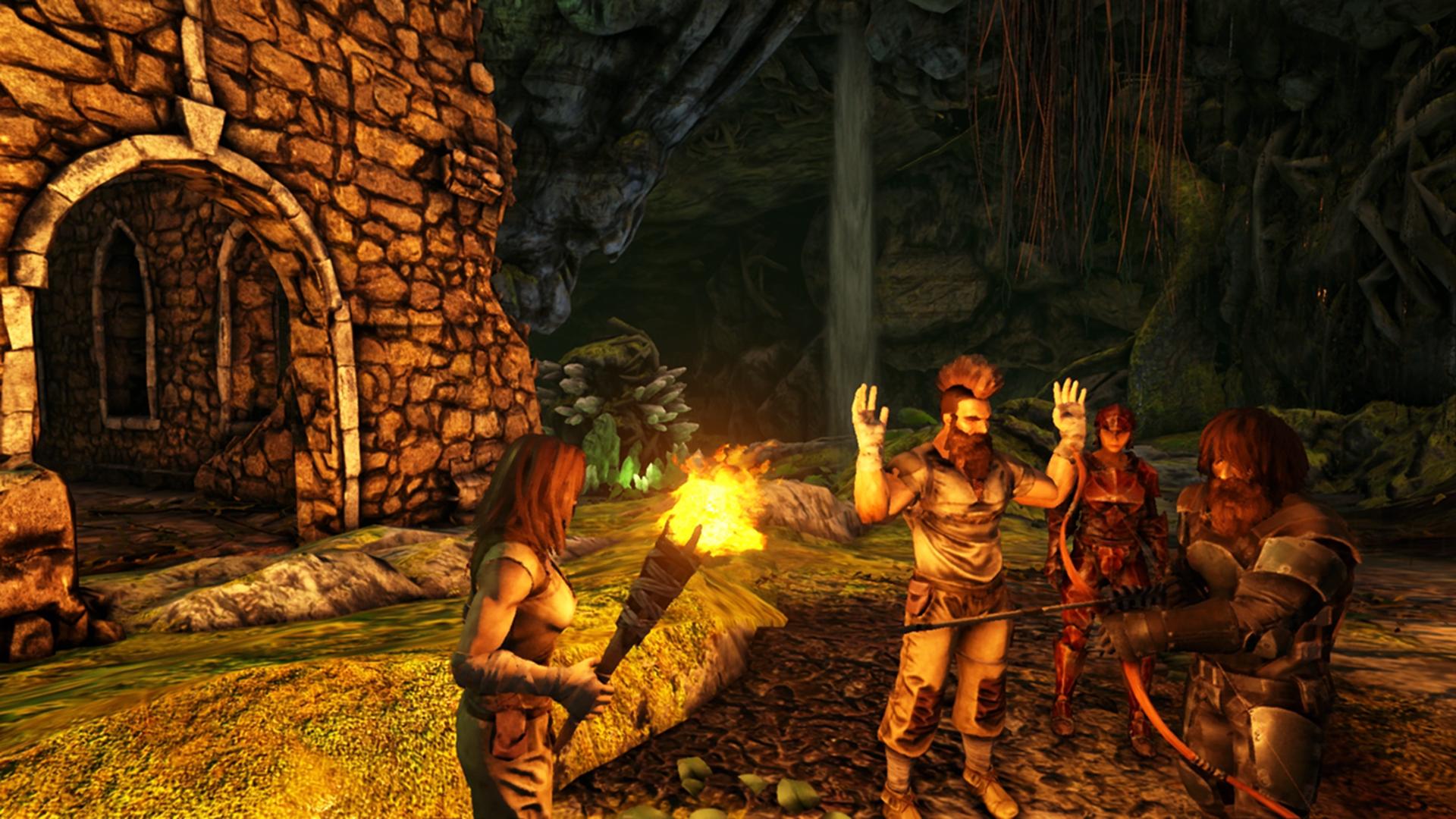 عنوان Ark: Survival Evolved امروز برای Switch عرضه شد + تریلر زمان عرضه بازی
