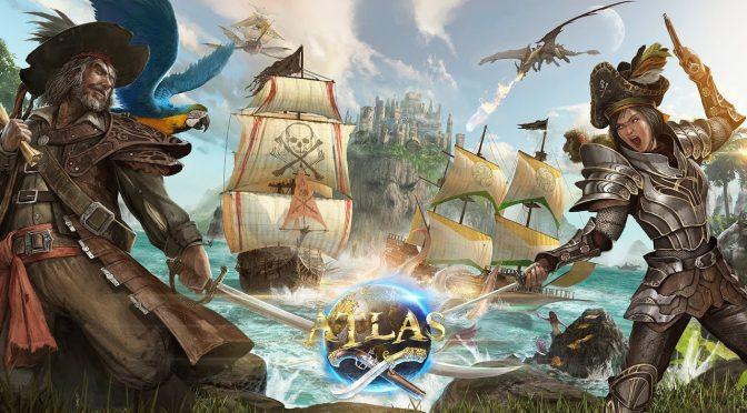 بازی جدید سازندگان عنوان ARK: Survival Evolved با نام ATLAS معرفی شد