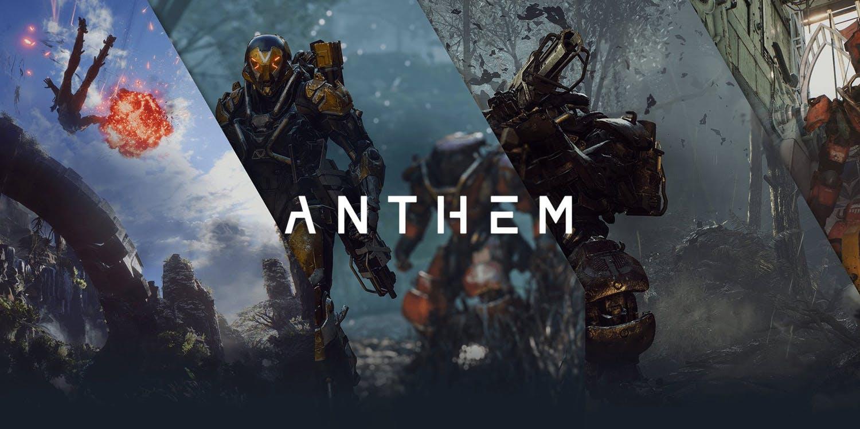 تاریخ شروع آلفای محدود Anthem اعلام شد