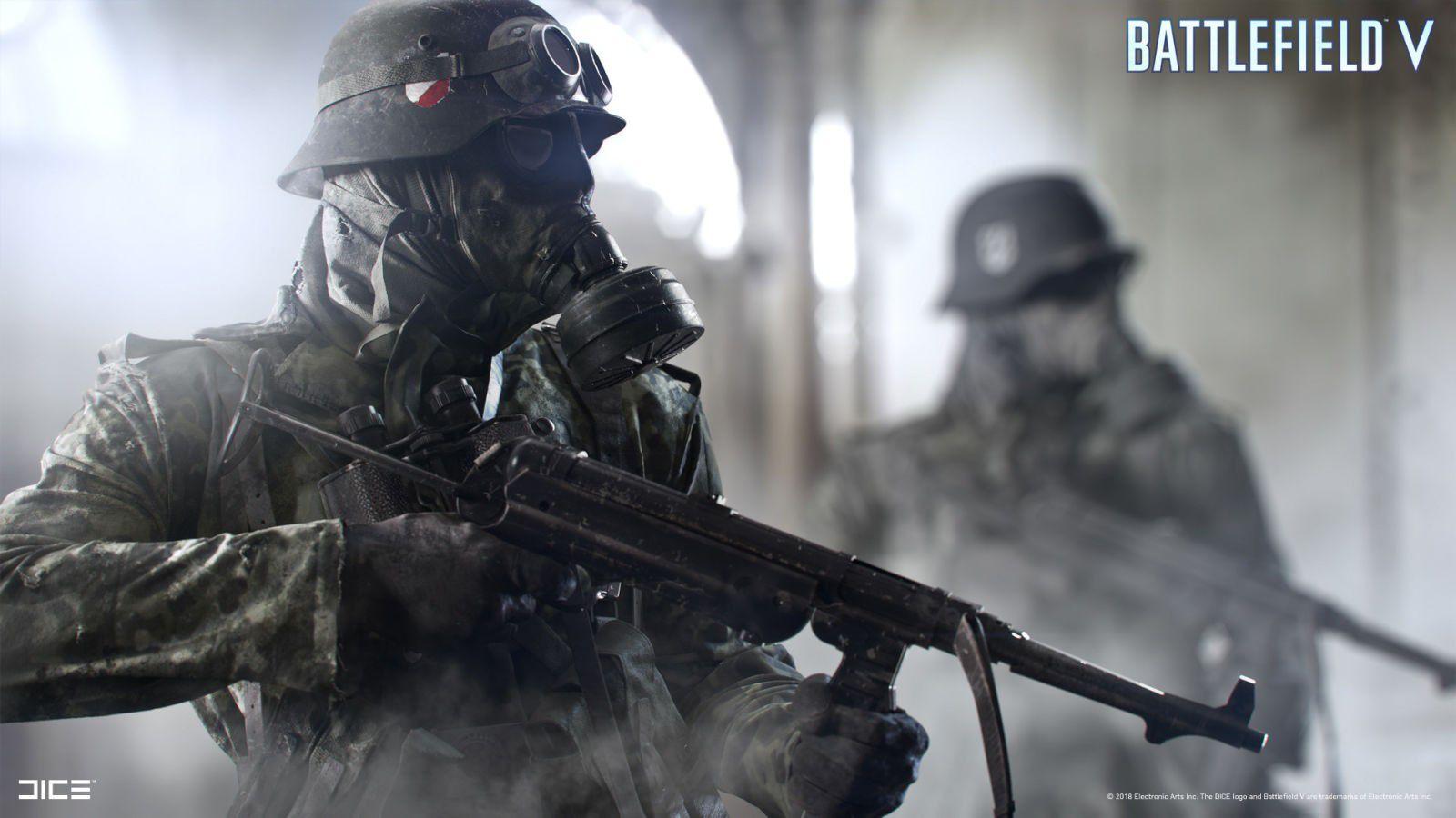 عرضه بروزرسان Battlefield V Chapter1: Oventure با تاخیر مواجه شد