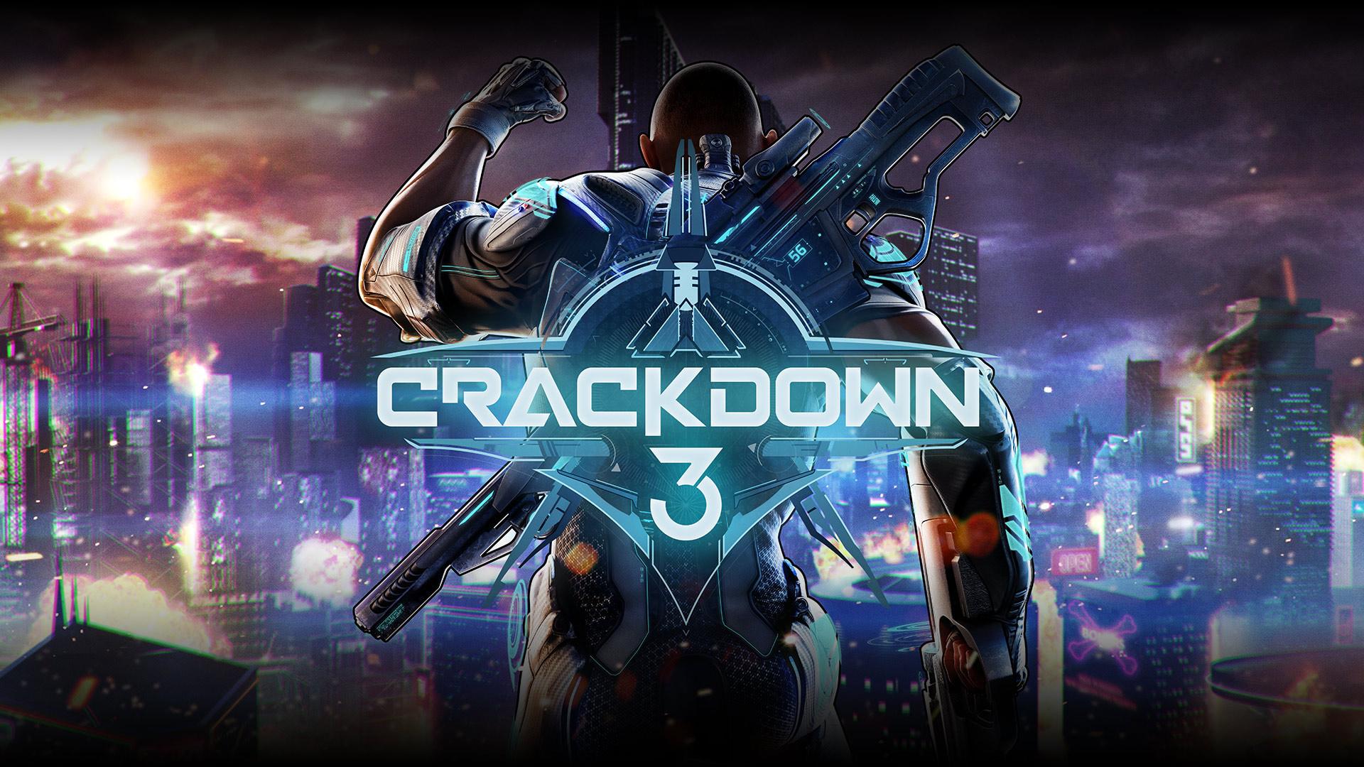 Crackdown III