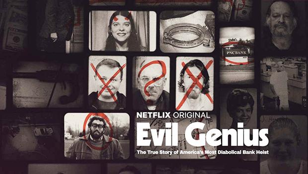 سریال Evil Genius