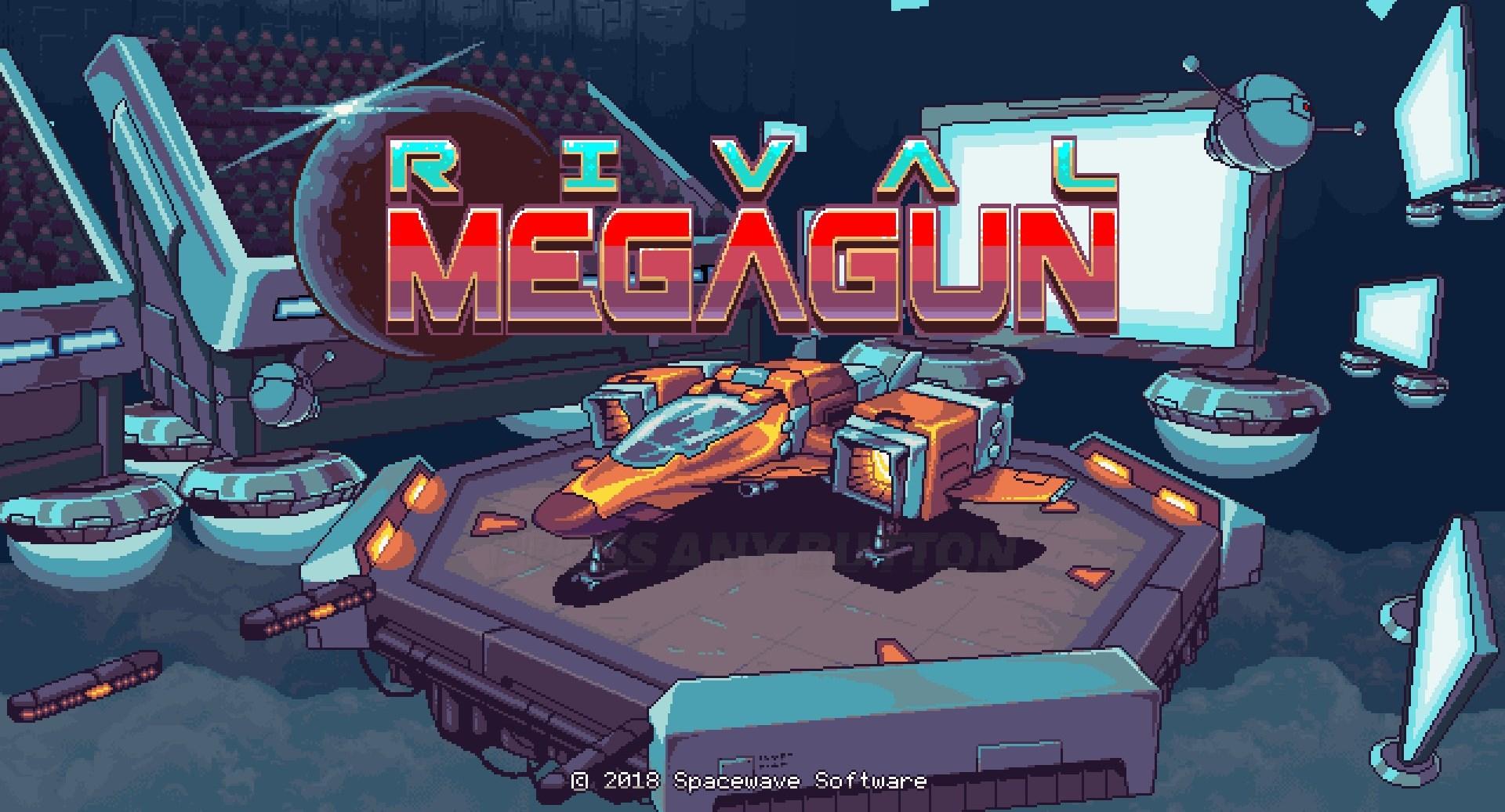 نقد و بررسی بازی Rival Megagun