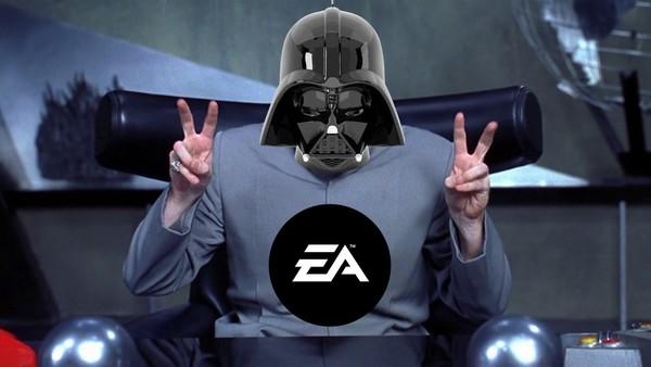 EA بازیهای بیشتری را بر اساس دنیای Star Wars خواهد ساخت