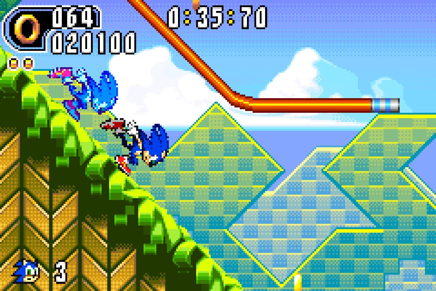 دانلود موسیقی متن بازی Sonic