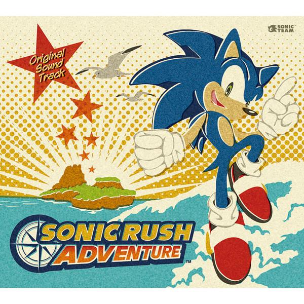 دانلود موسیقی متن بازی Sonic Rush Adventure
