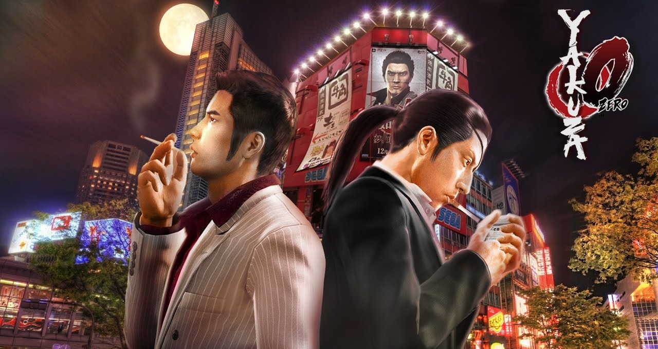 دانلود موسیقی متن بازی Yakuza 0