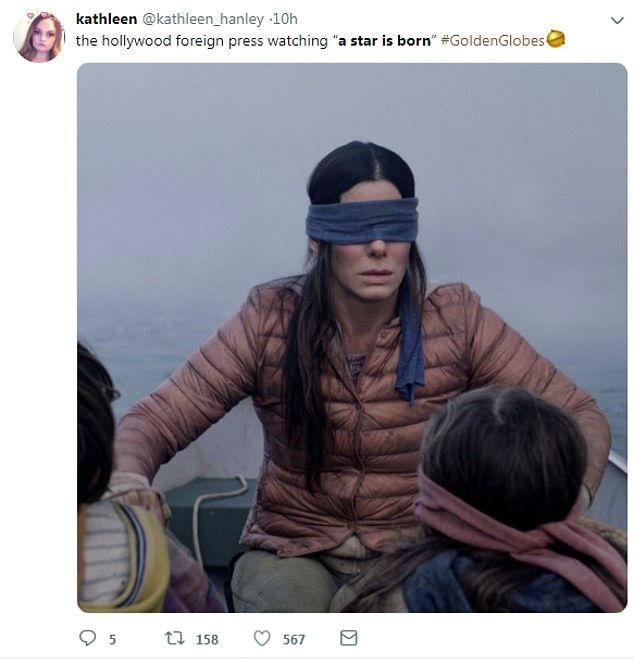 گلدن گلوب 2019