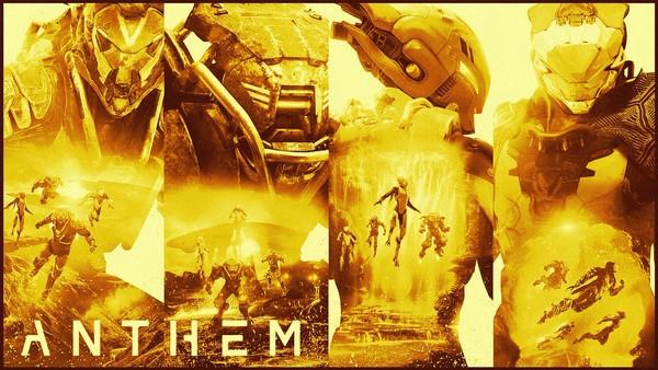 مراحل توسعه عنوان Anthem با موفقیت به اتمام رسید
