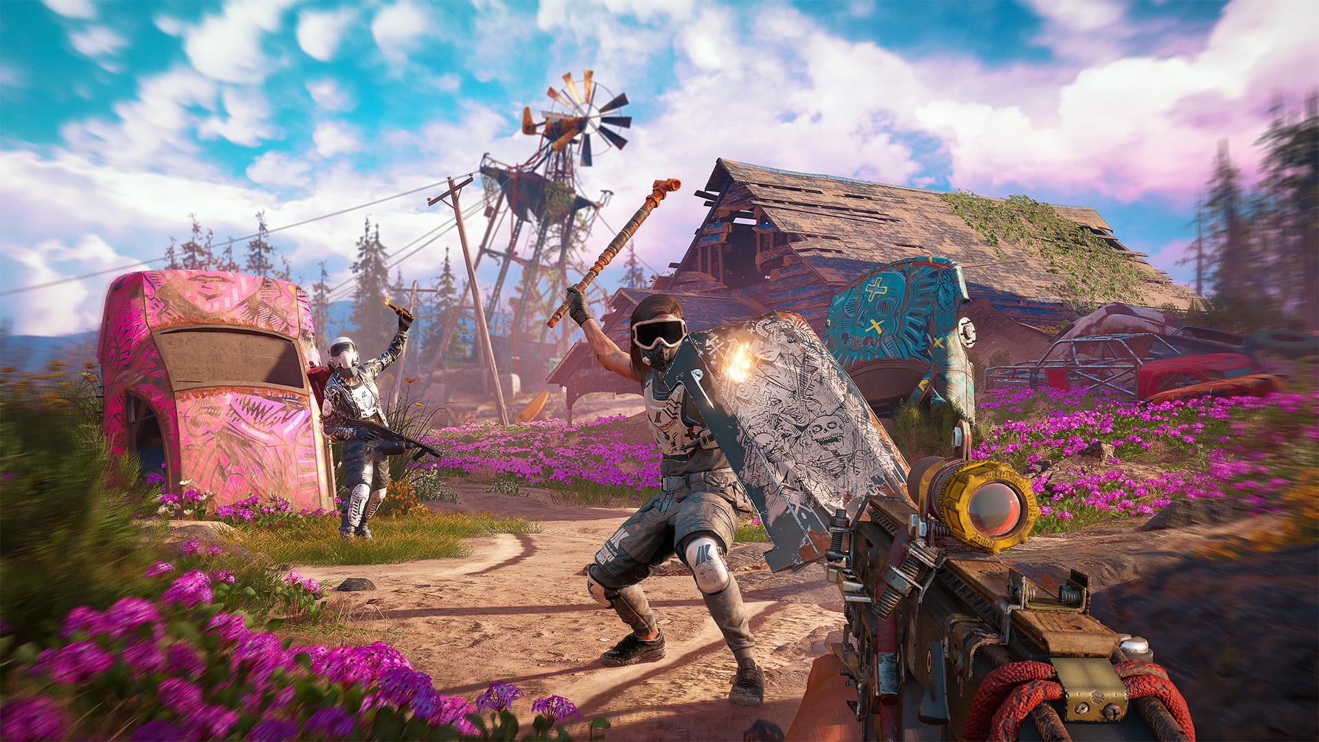 سیستم مورد نیاز برای اجرای Far Cry: New Dawn اعلام شد