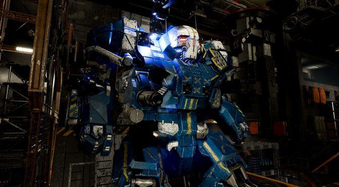 تماشا کنید: تریلر گیمپلی جدیدی از عنوان MechWarrior 5: Mercenaries