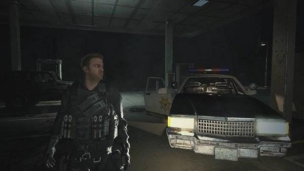 بازیکنان مدل شخصیت کریس ردفیلد را در Resident Evil 2 Remake کشف کردند