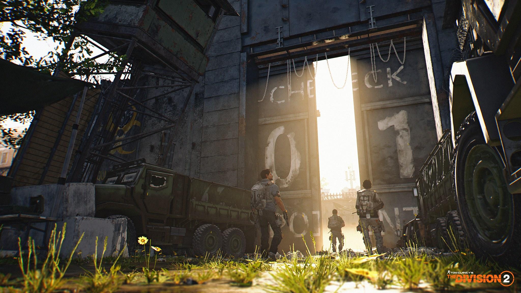 سازندگان قول دادهاند که The Divison 2 عملکرد سریعتری در DirectX 12 خواهد داشت + تصاویری جدیدی از بازی