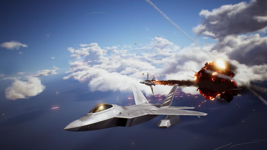 جزییاتی از بخش چند نفره عنوان Ace Combat 7: Skies Unknown منتشر شد