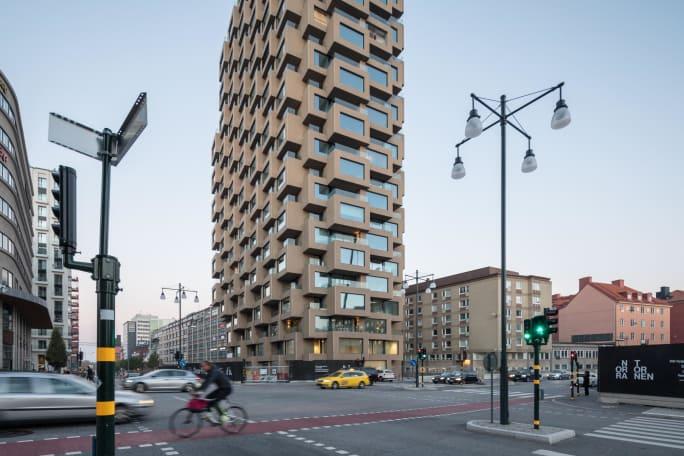 زیباترین ساختمانهای جهان در سال 2019