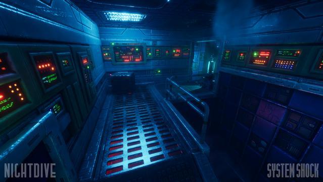 تماشا کنید: ویدیویی از مقایسه گرافیک System Shock Remake در موتورهای گرافیکی Unreal Engine 4 و Unity