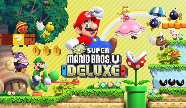 New Super Mario. U Deluxe