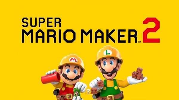از بازی Super Mario Maker 2 با انتشار تریلری رونمایی شد